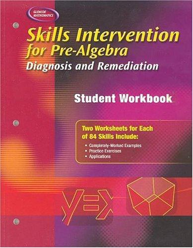 Skills Intervention for Pre-Algebra