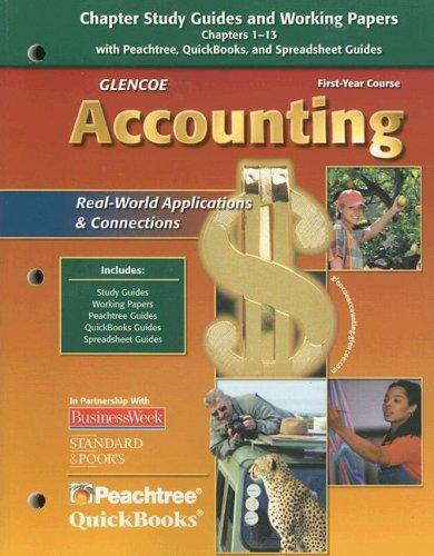 Download Glencoe Accounting
