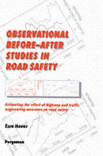 Download Observational Before-After Studies in Road Safety