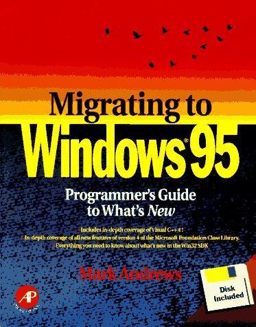 Migrating to Windows 95