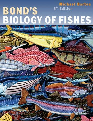 Bond's Biology of Fishes