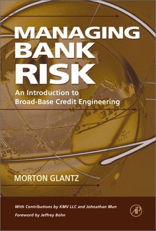 Download Managing Bank Risk