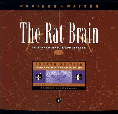 Download The rat brain in stereotaxic coordinates