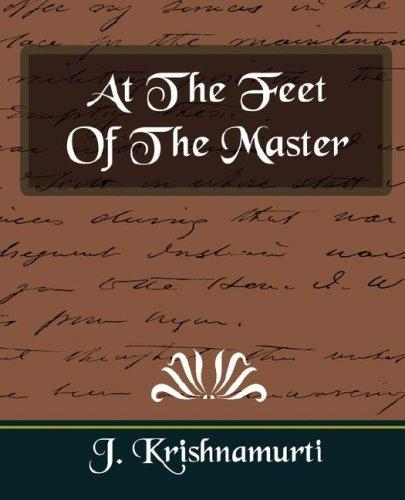 At The Feet Of The Master (new edition)
