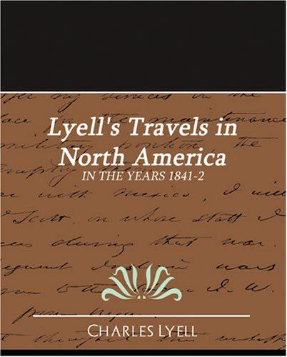 Download Lyell's Travels in North America