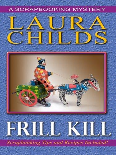 Frill Kill (Wheeler Large Print Book Series)