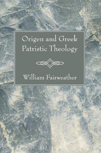 Download Origen and Greek Patristic Theology