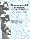 Download Developmental screening in early childhood