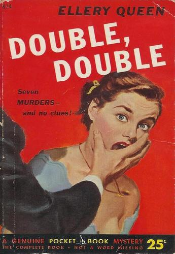 Double, double by Ellery Queen