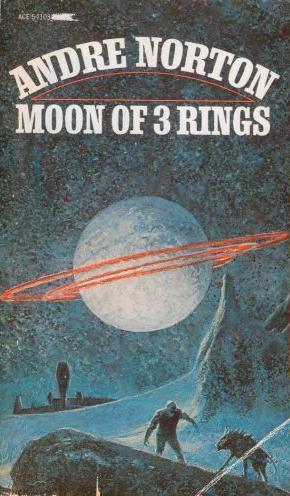 Moon of 3 Rings