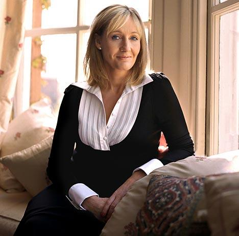 Photo of J. K. Rowling