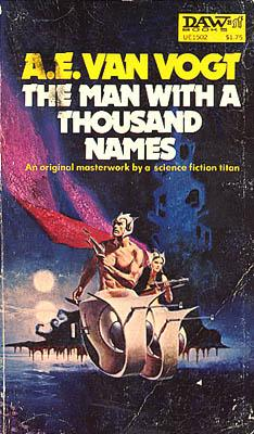 Download The Man with a Thousand Names