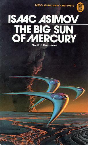 The Big Sun of Mercury