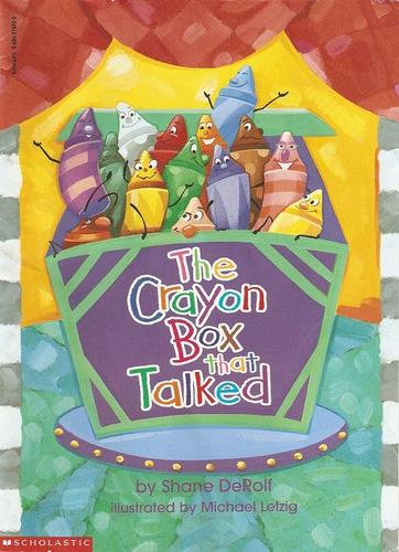 Download The Crayon Box that Talked