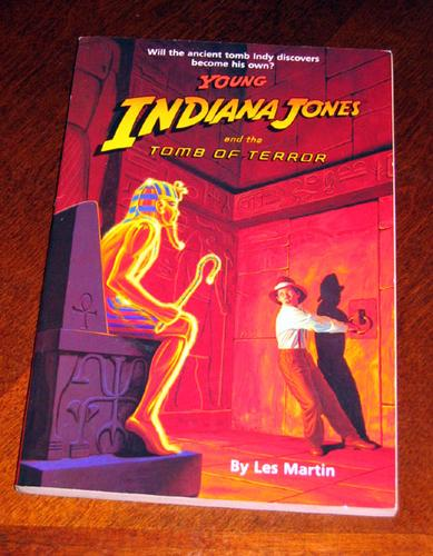 Download Young Indiana Jones and the tomb of terror