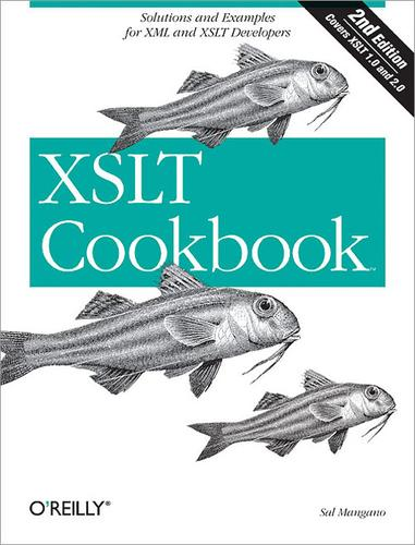 Download XSLT cookbook