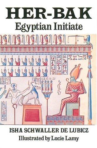 Her-Bak, Egyptian initiate