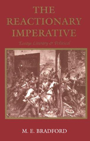 Download The Reactionary Imperative