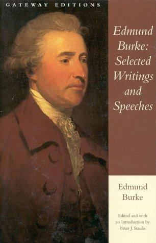 Selected writings and speeches