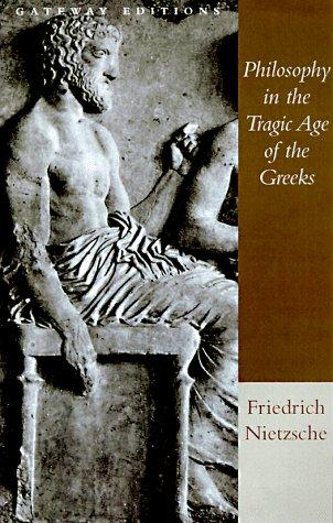 Download Philosophy in the Tragic Age of the Greeks