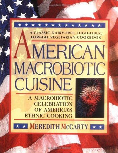 Download American macrobiotic cuisine