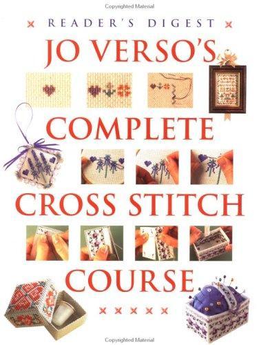 Jo Verso's complete cross stitch course