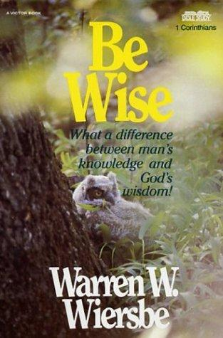 Download Be Wise