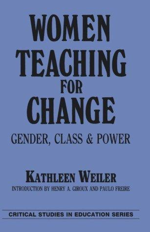 Download Women Teaching for Change