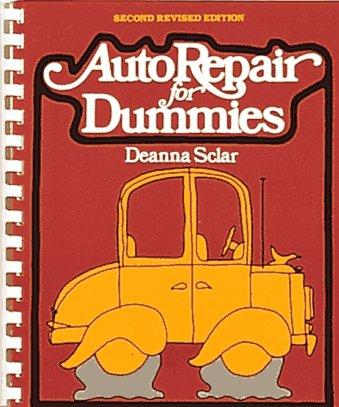 Download Auto repair for dummies