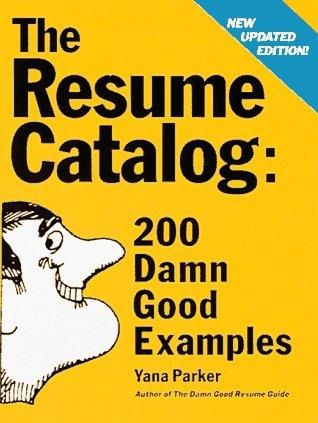Download Resume Catalog