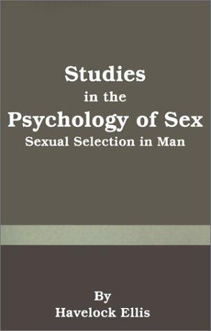 Download Studies in the Psychology of Sex