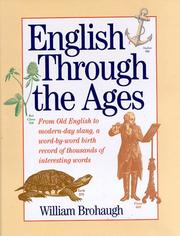 Thumbnail of English Through the Ages