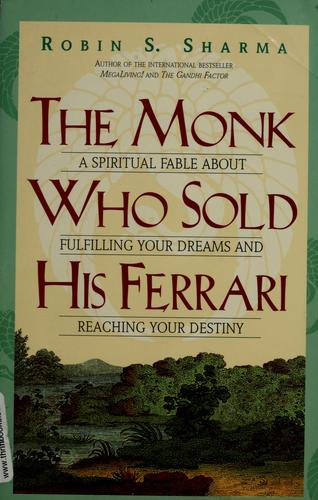 Download The monk who sold his Ferrari
