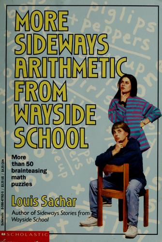 Download More sideways arithmetic from Wayside School
