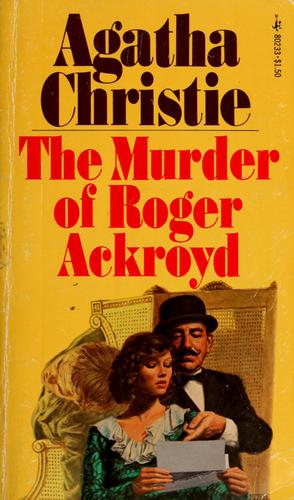 Download The murder of Roger Ackroyd