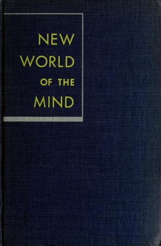 New world of the mind.