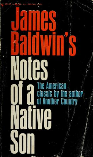 Download Notes of a native son.