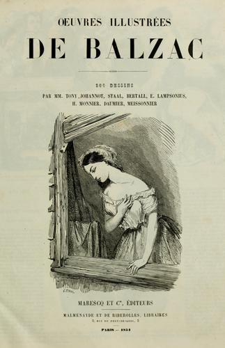 Download Oeuvres illustrées de Balzac