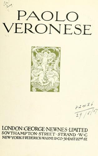 Paolo Veronese.