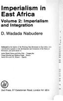 Download Imperialism in East Africa