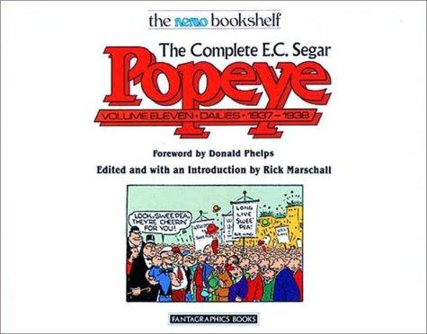 Download Complete E.C. Segar Popeye