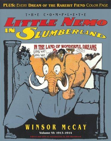 Complete Little Nemo in Slumberland