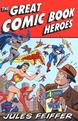 Download The Great Comic Book Heroes