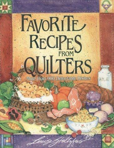 Download Favorite Recipes from Quilters