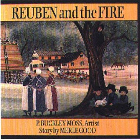 Reuben and the fire by Good, Merle
