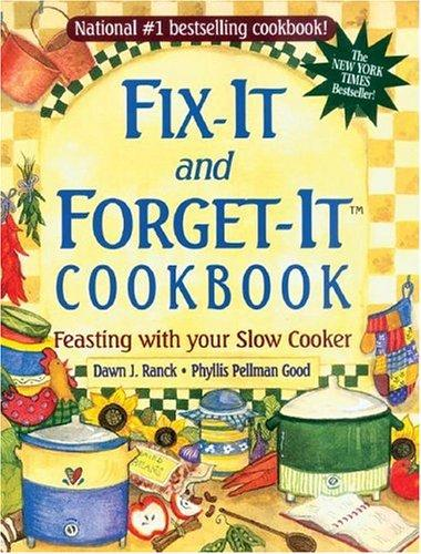 Download Fix-It and Forget-It Cookbook