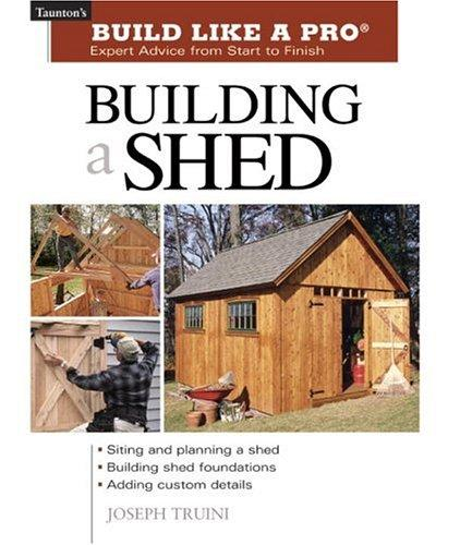 Download Building a Shed
