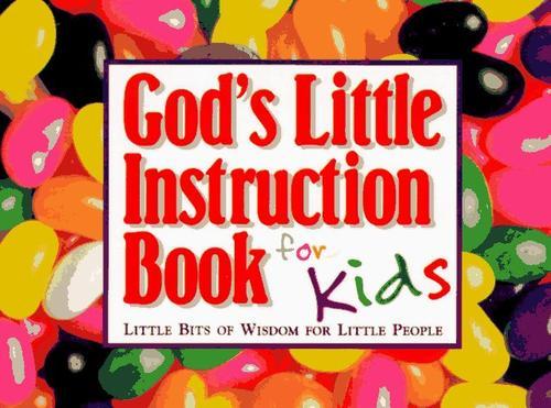 Download God's Little Instruction Book for Kids