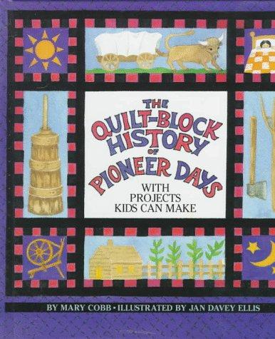 Download The quilt-block history of pioneer days