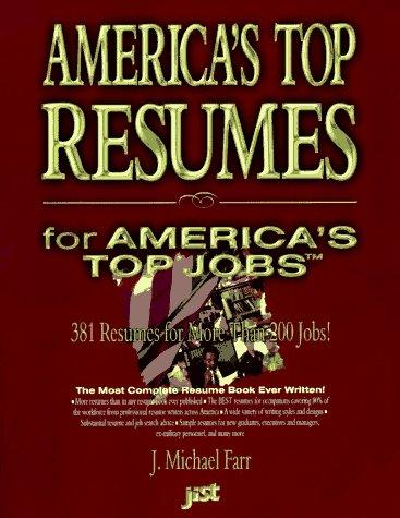 Download America's Top Resumes for America's Top Jobs